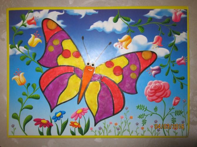 Конкурс моя бабочка красавица