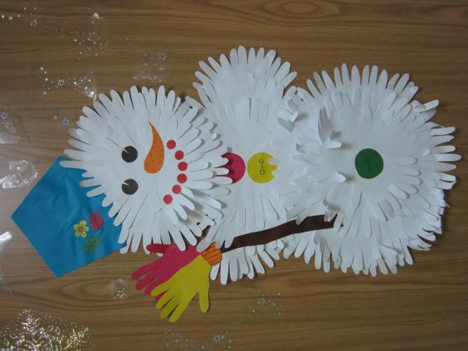 просмотра страниц снеговик из ладошек картинки сравнению африканской