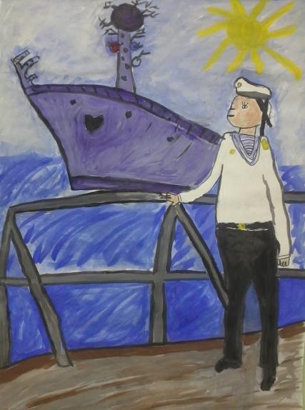 Картинки на тему моряки для детей, хорошего дня подруге