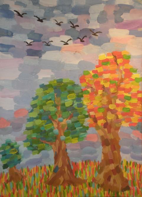 Картинки, птицы улетают на юг картинки для детей в детском саду
