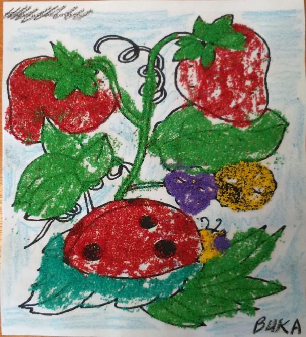 Детские поделки с рисунком 334