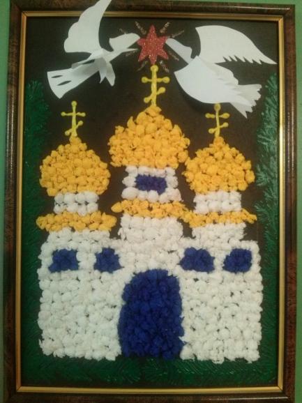 Православная поделка с детьми 92
