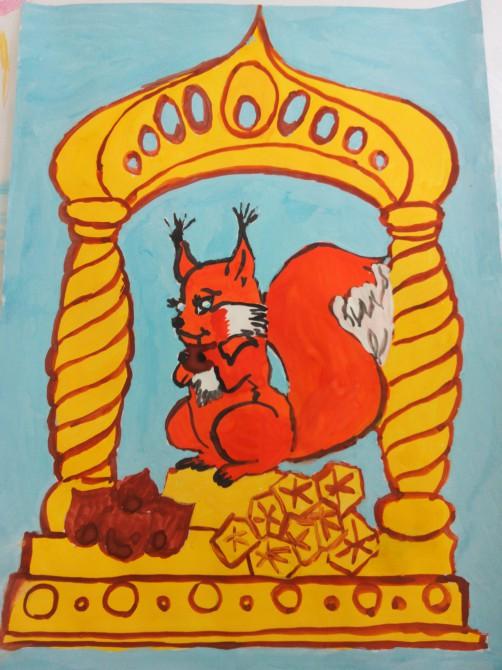 исключал белка грызет орешки картинки пушкин раскраска сейчас