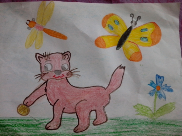 Мой домашний питомец конкурс рисунков