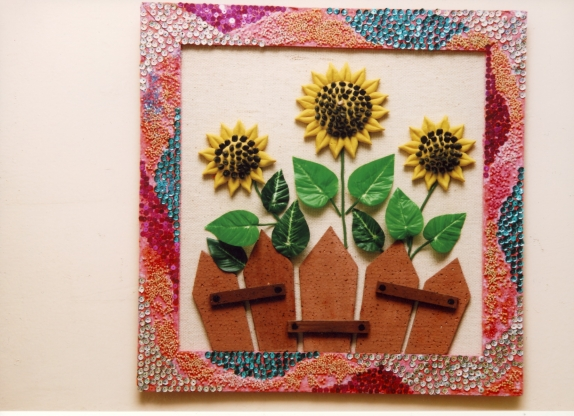 Открытка из семян, памяти картинки