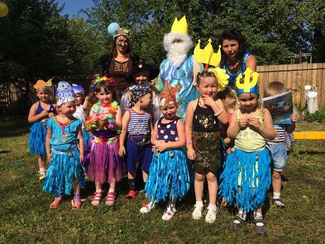 Костюмы на день нептуна для детей 199