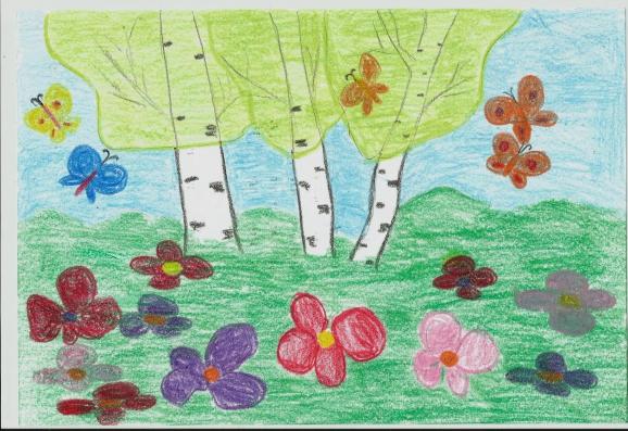 Картинки на конкурс рисунков о лете