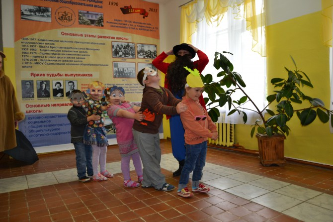 театр экспромт для детей сценарий