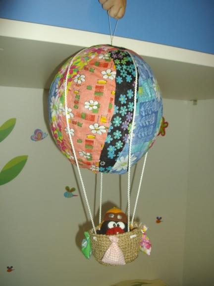 Летающий шарик своими руками 84