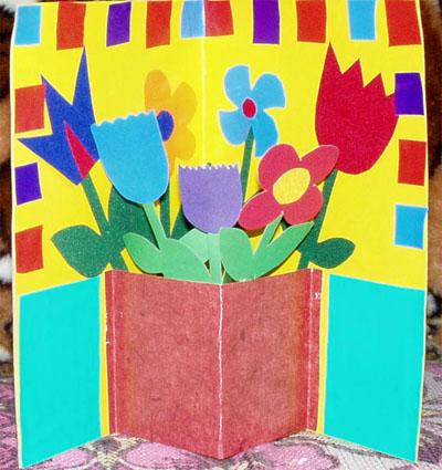 Интересные поделки в детском саду своими руками к 23 февраля