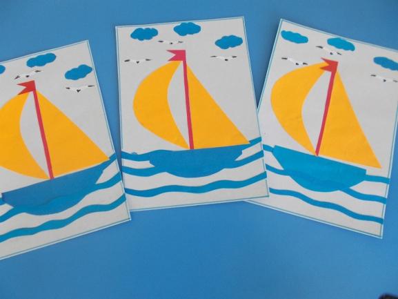 всего кекс открытка кораблик на волнах магнитные календари являются