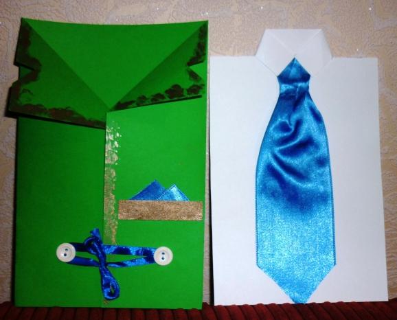 Как сделать открытку для папы на 23 февраля фото, краснодара открытках