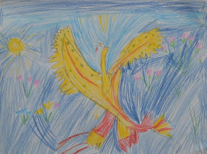 Творческий конкурс жар птица