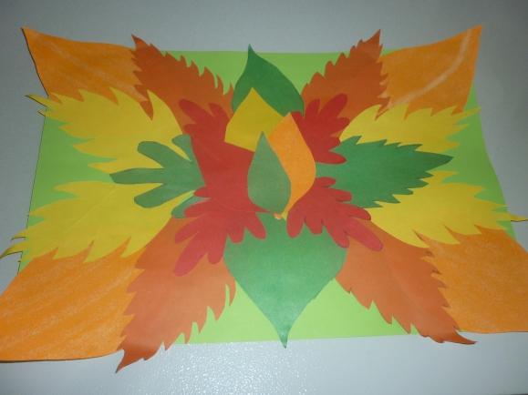 Поделки из листа цветной бумаги