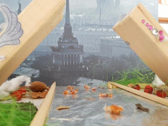 Осенний петербург поделки