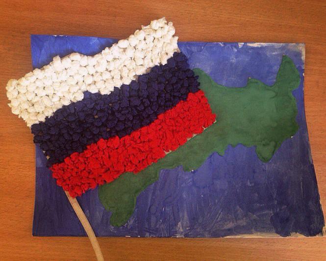 Поделки на тему моя родина россия 74