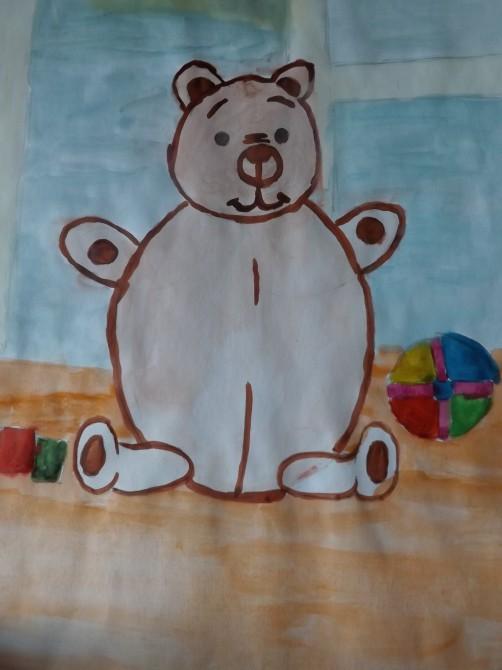 Моя любимая игрушка рисунок 3 класс, счастья здоровья