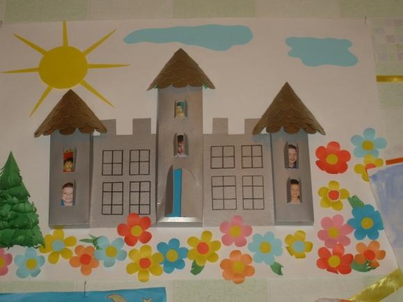 Поделки из бумаги мой дом 344