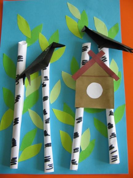 Оригами в работе с дошкольниками
