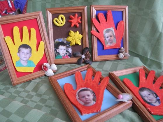Бабушке подарок своими руками вместе с детьми 9