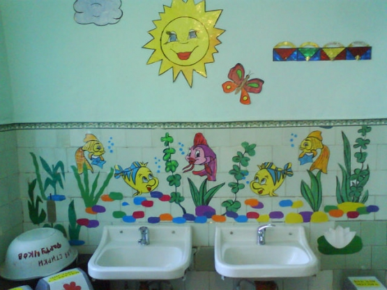 Уголки в детских садах своими руками