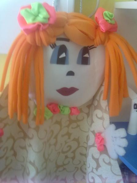 Платковая кукла