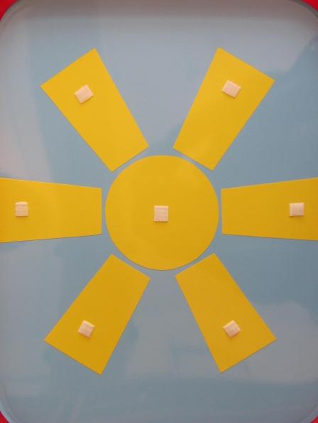 Комплексное игровое пособие по развитию лексико-грамматического строя речи «Солнышко речистое»