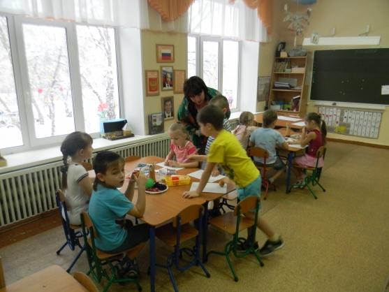 Конспект занятия в подготовительной к школе группе по моделированию объёмных поделок из яичной скорлупы