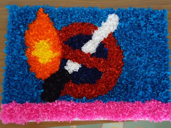 «Огонь— враг, огонь— друг». Обзор детских работ на конкурс по пожарной безопасности