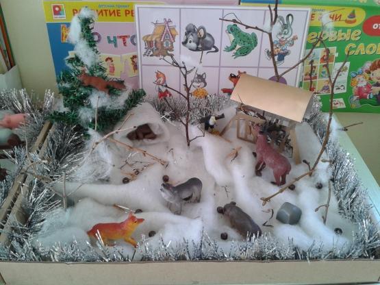 Поделки на тему дикие животные для детского сада