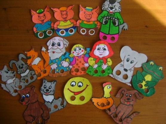 Картинки кукольный театр в детском саду своими руками 94