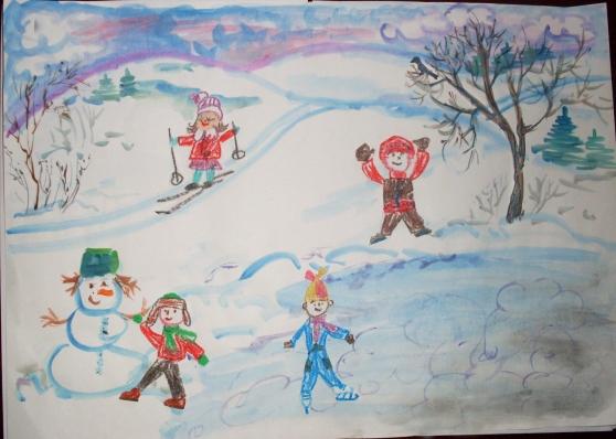 Зимние забавы детей и взрослых Воспитателям детских садов  Спасибо Возможно этот материал кому то пригодится ведь зима ещё в самом разгаре