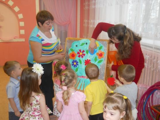 Сценарии праздника 8 марта детский сад
