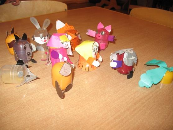 Театральные игрушки своими руками - Для воспитателей детских садов - Маам.ру