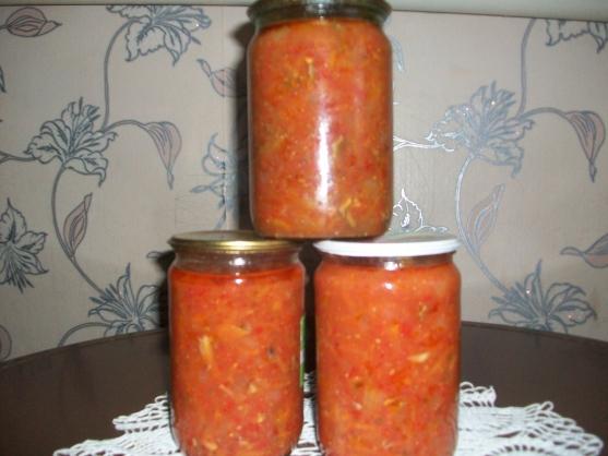 Рецепт консервы из рыбы с томатом в домашних условиях