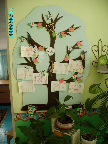 Календарь природы в детском саду