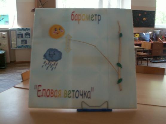 Барометр своими руками для детского сада