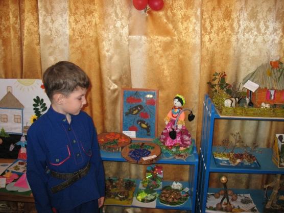 Праздник в казачьей станице