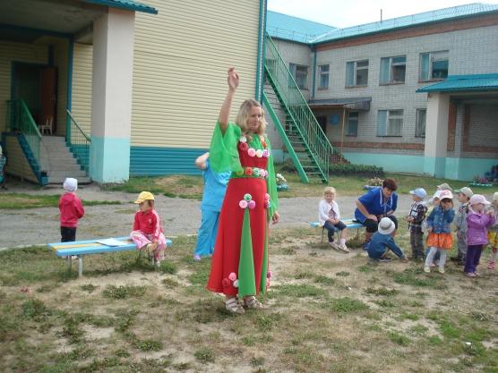 Сценарий цветик семицветик летний праздник для детей