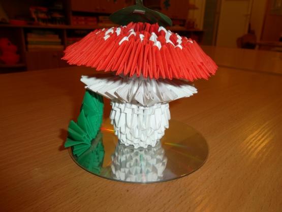 модульное оригами. Схему