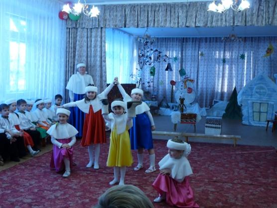 Фольклорный праздник для детей старшей группы «Праздник русского валенка»