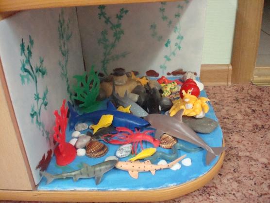 Макеты для уголка природы в детском саду своими руками 44