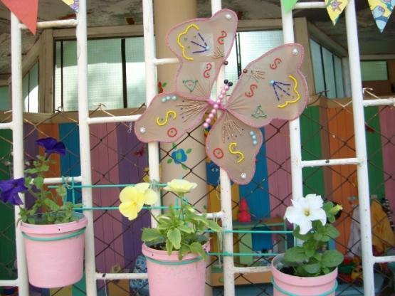 Поделки для веранды в детском саду своими руками 95