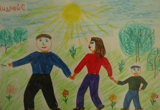 Проект «Моя семья» - Для воспитателей