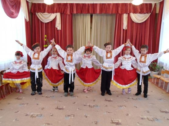 Проект «Воспитание патриотических чувств и любви к малой Родине средствами русских народных танцев»