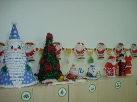 Оформление группы на новый год в детском саду своими руками