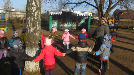 Проект «Люблю березку русскую»