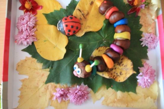 Осенние поделки своими руками для детского сада в 3 года