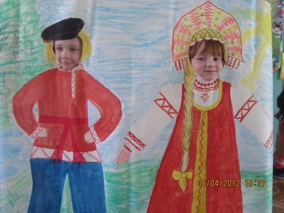 знакомим детей с геральдикой россии