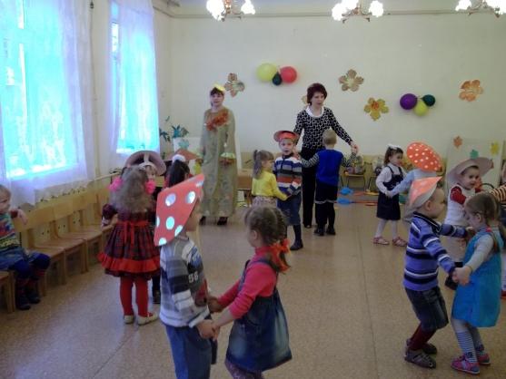 Осенины. Праздник осени в детском саду
